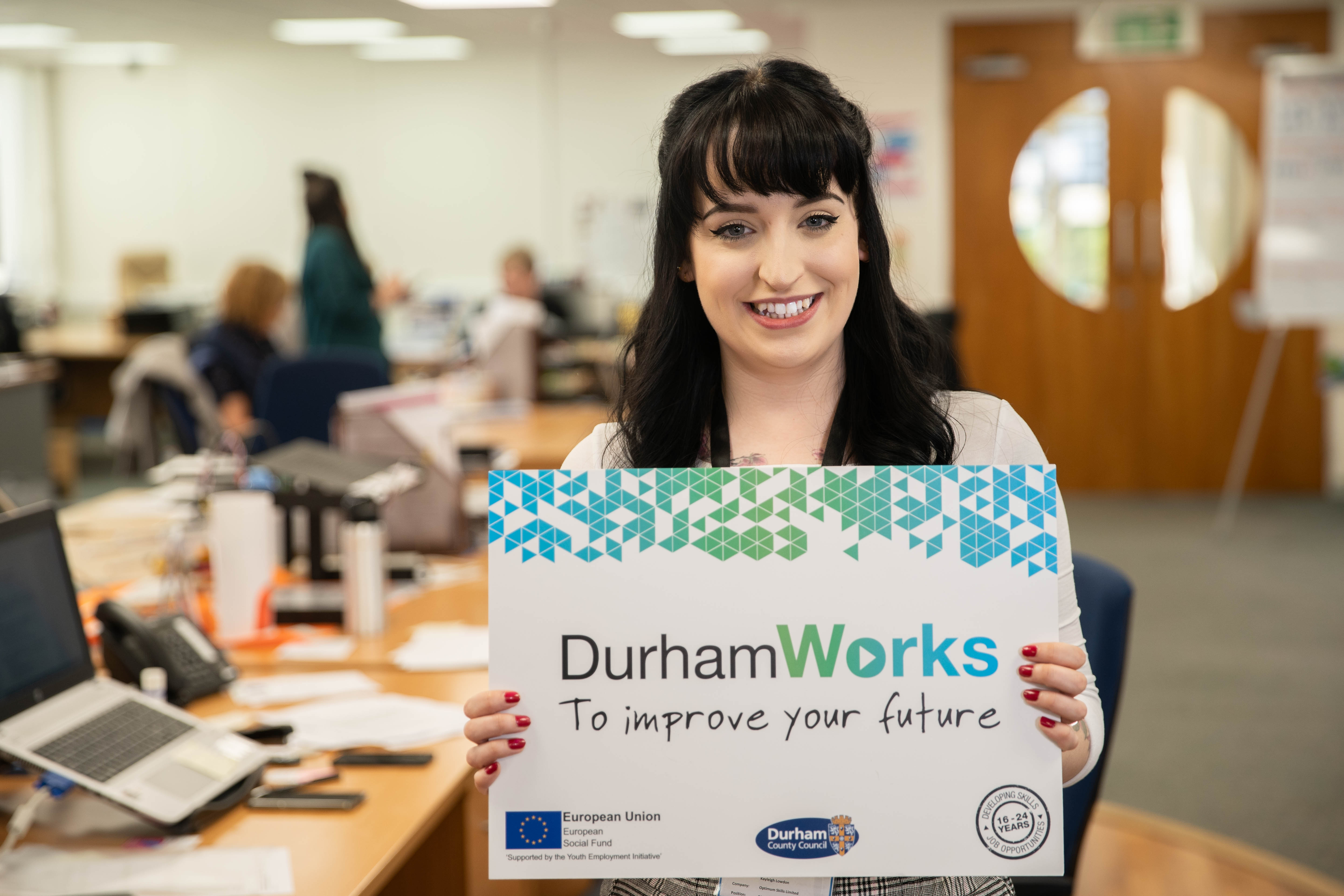 Durhamworks Is Here To Help During These Difficult Times