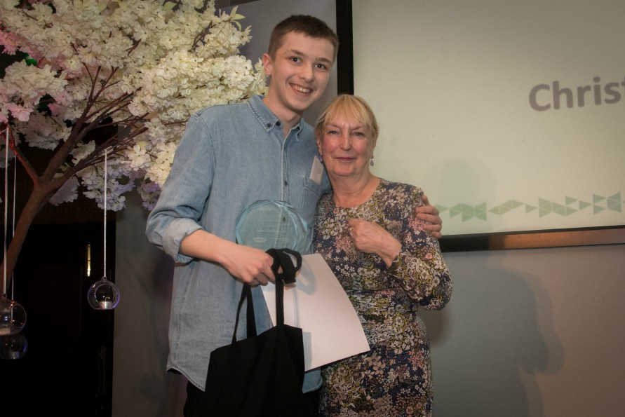 Celebrating young people at DurhamWorks awards 2019