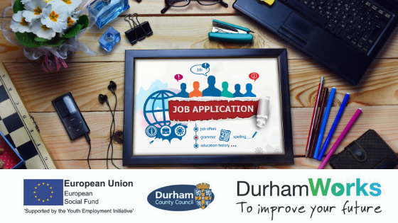 DurhamWorks - Top tips for writing your CV.